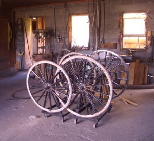 buggy wheel sets